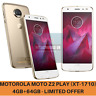 New Motorola Moto Z2 Play XT1710 4GB 64GB Gold Unlocked Android 4G Smartphone