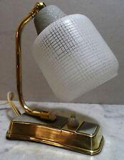 Kleine kultige Lampe Tischlampe Nachttischlampe 60er Jahre