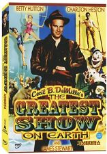 The Greatest Show On Earth (1952) DVD - Charlton Heston (New & Sealed)