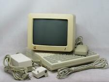 Apple Macintosh Iic A2S400 Computer W/ Monitor And Mouse Free Shipping!