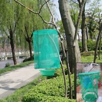 Outdoor Resuable Insect Killer Trap Net Fly Cage Trap Ranch Pest Hanging Catcher