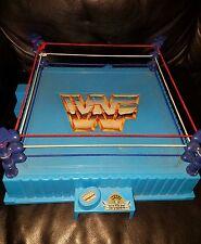 Vintage 1991 Hasbro Wwe WWF Wrestling Ring Figures flashback retro mattel
