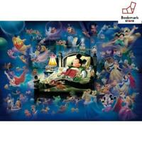 New Disney 500 Piece Jigsaw Puzzle  Mickey's Dream Fantasy F/S from Japan