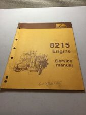 heavy equipment manuals books for fiat allis for sale ebay rh ebay com Fiat Allis Specifications Fiat Allis Construction Equipment Dealers