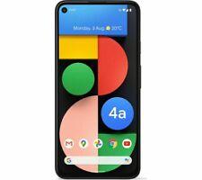 "Google Pixel 4a 5G 128GB 6.2"" Full HD Sim Gratis Smartphone Nero"