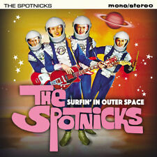 The Spotnicks - Surfin In Outer Space [New CD] UK - Import