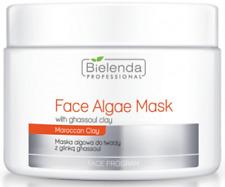 BIELENDA PROFESSIONAL Face Algae Mask with Ghassoul Clay Combination Skin 190g
