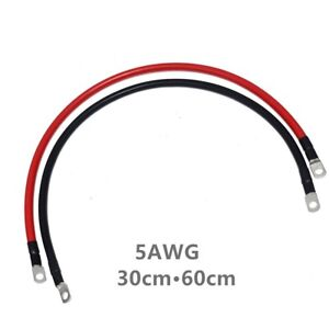 5AWG Power Cable Wire For FLAMEZUM Pure Sine Wave Power Inverter