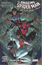 AMAZING SPIDER-MAN RENEW YOUR VOWS TPB VOL 1 BRAWL IN THE FAMILY 2016 #1-5