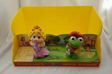 Muppet Babies Vintage Children's Video VHS Storage Case Marvelous Movie Studios