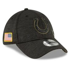 2020 Indianapolis Colts New Era 39THIRTY NFL Salute To Service Sideline Cap Hat