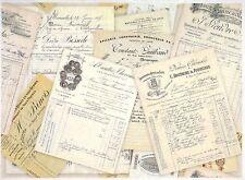 CIALDE di riso per decoupage Decopatch Scrapbook craft Sheet vintage vecchi documenti