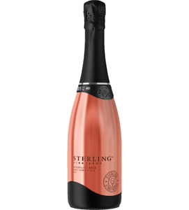 Sterling Vineyards Sparkling Rosé NV