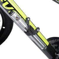Cycling Road MTB Bike Bicycle Mini Air Pump Tyres Tire Inflator Pressure Guage