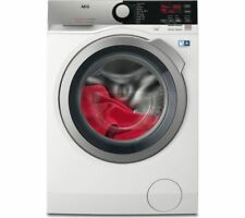 AEG L7FEE865R 1600 Spin 8kg A Rated Washing Machine With Delay Start In White
