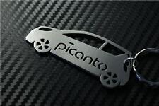 For Kia PICANTO keyring keychain Schlüsselring porte-clés LX GS SE CRD CRDi CAR