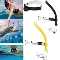 Snorkel Tube Lap Swimming Training Diving Snorkeling Mouthpiece Underwater Pool