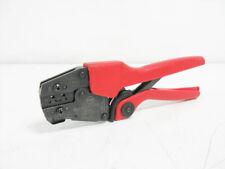 Molex 63811 0400 Hand Crimp Tool With Locator 18 14 Awg 638110400