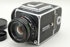 【Exc+++++】HASSELBLAD 500CM C/M w/ A12 & 80mm F/2.8 T* From JAPAN #196