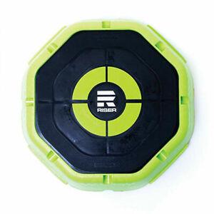 Escape Fitness USA STEP02 Riser Step Platform for Aerobic & Plyos Exercise
