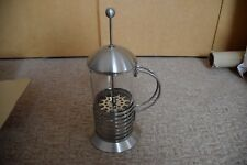 8-Cup Cafetiere by La Caftiere in Glass and Stainless Steel