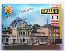 FALLER 111 HO H0 KIT JUBILAUS MODELL '96  NEUSTADT WEINSTRASSE  Railway Station