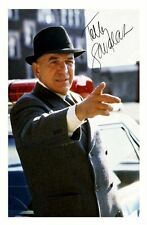 TELLY SAVALAS - KOJAK AUTOGRAPHED SIGNED A4 PP POSTER PHOTO