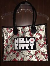 HELLO KITTY Purse Laptop Book Bag Brief Case Box Bag
