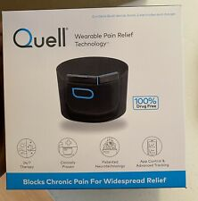 Quell Wearable Pain Relief Technology Kit New