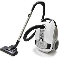 Prolux Tritan Canister Vacuum Hepa Sealed Hard Floor Vacuum White