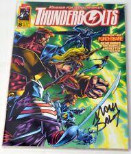 Thunderbolts Marvel Special Band 8 signiert