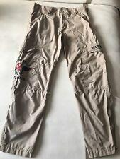 Men's Dolce&Gabbana beige trousers size 50