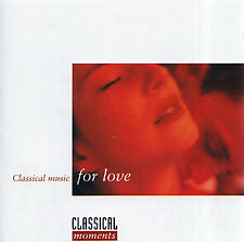 Classical Moments - Classical Music for Love ( New CD