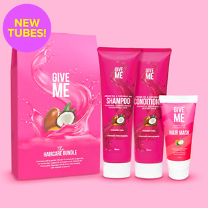 Give Me Cosmetics The Haircare Bundle Kit PERFECT XMAS GIFT 100% authentic