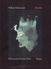 Macbeth - William Shakespeare - Ilustraciones de Ferenc Pinter