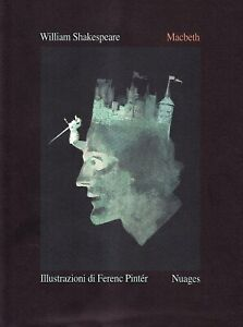 Macbeth - William Shakespeare - Illustrations by Ferenc Pinter