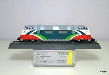 Minitrix N 12337 DCC - Loco diesel V220 FER + decoder 66840 gia' montato