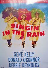 MUSICAL + SINGIN' IN THE RAIN + GENE KELLY + DEBBIE REYNOLDS + 2-DISC EDITION +