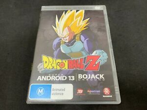 Dragon Ball Z: Super Android 13 + Bojack Unbound (1990) (M15+, DVD R4)