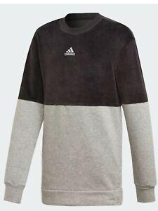 Adidas Long Sleeve Crew Sweatshirt Age 5-6Years New With Tags