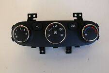 14 15 16 Kia Forte Climate Control Panel Temperature Unit A/C Heater