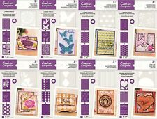 NEW 2020 Crafter's Companion Layering Kaleidoscope Stencils