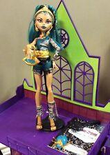 Monster High COMPLETE ORIGINAL NEFERA DE NILE Stand Journal Ring Pet