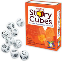 Rory's Story Cubes Dice Game From Gamewright GWI 318 Storytelling Fairy Tale