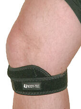 Patella Tendon Knee Support Strap Belt Pain Relief 1 X PAIR