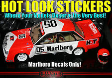 1:18 Biante Brock MISSING Vinyl Decals 1984 VK Bathurst Winner HDT SS Commodore
