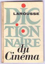 Jean Mitry-DICTIONAIRE DU CINEMA (in francese)