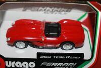 FERRARI - 250 TESTA ROSSA - 1957 - BURAGO - SCALA 1/43