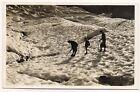 chamonix-mont-blanc traversée du glacier des bossons