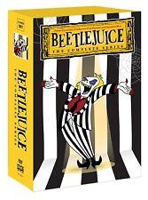 Beetlejuice: The Complete Series Season 1-4 (DVD, 2013, 12-Disc Box Set) 1 2 3 4